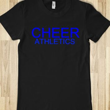 CHEER ATHLETICS JUNIORS FITTED TEE