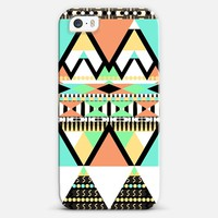 Bold Pastel Tribal iPhone 5s case by Organic Saturation | Casetagram
