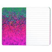 Journal Glitter Dust Background