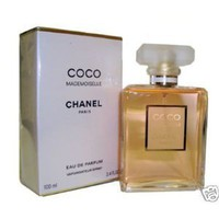 Coco Mademoiselle Perfume By Chanel 3.4 Oz Eau De Parfum Spray For Women