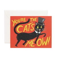 Rifle Paper Co. - You're the Cat's Meow Card