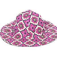 Moroccan Reversible Ladies Hat