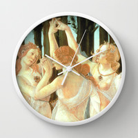 Love & Graces Wall Clock by BeautifulHomes