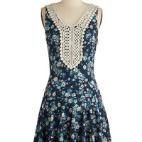 Billowing Bouquet Dress | Mod Retro Vintage Dresses | ModCloth.com