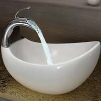 Interesting Bathroom Sinks from Amin Design