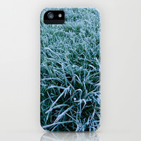Frosty Morning iPhone & iPod Case by Alice Gosling