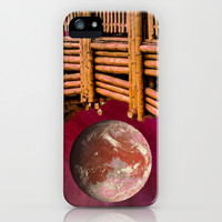 BAMBOO-ZLED iPhone & iPod Case by Catspaws