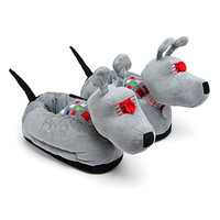 ThinkGeek Exclusive Doctor Who K-9 Slippers