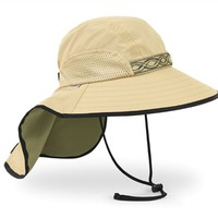 Adventure Hat Tan Medium