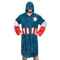 Captain America Terry Robe