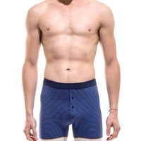 ABOUT Baltic Underwear Color Block Striped Boxers Made In Europe