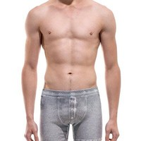 ABOUT Baltic Underwear Solid Color Boxers Made In Europe