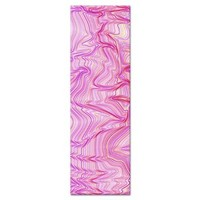 Light Pink Abstract Yoga Mat> Energy Fields> Energy Yoga Mats
