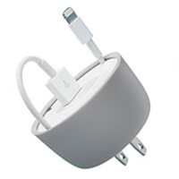 PowerCurl Mini Earbud & Power Adapter Organizer For iPhone 5