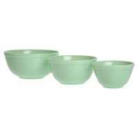 I liked this design on #Fab. Mixing Bowl Set Jadeite