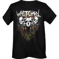 Whitechapel Skulls Slim-Fit T-Shirt