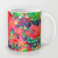 Wild At Heart Mug by Jacqueline Maldonado