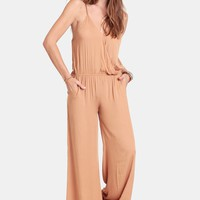 Desert Winds Wide-Leg Jumpsuit