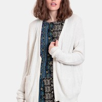 Out Of Sight Oversized Cardigan