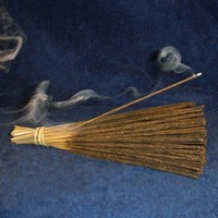 Ginger Hand Dipped 11 inch Incense by divinescentsations on Etsy