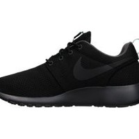 Nike Roshe Run Women's Shoes - Black