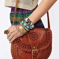 Sierra Crossbody Bag - Camel in Accessories at Nasty Gal