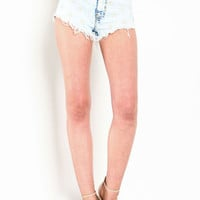 DAISIES CUT OFF SHORTS