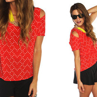 Furor Moda - You Have My Heart Top