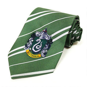 Harry Potter Slytherin Tie | WBshop.com | Warner Bros.