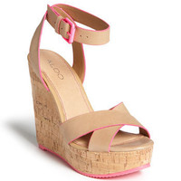 ALDO &#x27;Brimfield&#x27; Wedge Sandal | Nordstrom