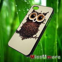 Owl Coffee/MISSUMORE,Accessories,CellPhone,Cover Phone,Soft Rubber,Hard Plastic,Soft Case,Hard Case,Samsung Galaxy ,iPhone/21aug8