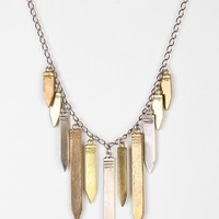 Jessica DeCarlo Dagger Necklace- Gold One