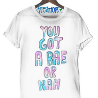 You Got a Bar or Nah T Shirt