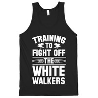 Training to Fight off the White Walkers | Activate Apparel