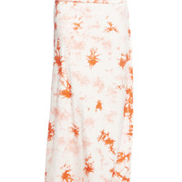 Tie Dye Maxi Skirt | Wet Seal
