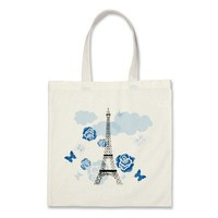 Eiffel Tower Bag from Zazzle.com