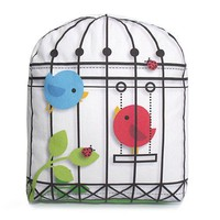 Mini Pillow Bird Cage by mymimi on Etsy