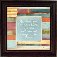BEACH QUOTES lll by Grace Pullen