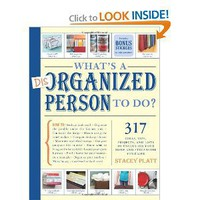 What's a Disorganized Person to Do [Paperback]