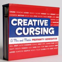 UrbanOutfitters.com > Creative Cursing by Sarah Royal and Jillian Panarese