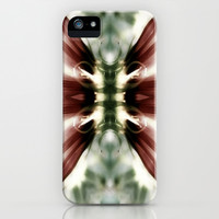 Butterfly iPhone & iPod Case by Laura Santeler