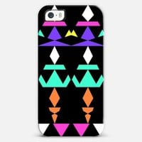 Multicolor Minimal Tribal iPhone 5s case by Organic Saturation | Casetagram