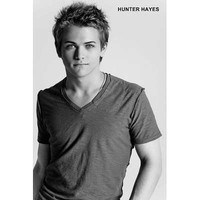 (24x36) Hunter Hayes Music Poster