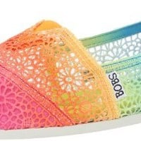 Skechers Women's Bobs Plush Ombre Flat