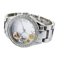 Avon: FOREVER selected by Paula Abdul Sparkling Charms Watch
