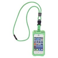 iCat Dri Cat Neck It Waterproof Case and Lanyard for iPhone®4/4S - Green (11043CP-C107)