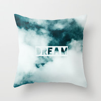 dream Throw Pillow by ingz