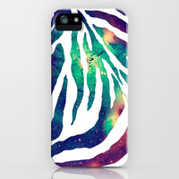 Zebra/B - for iphone iPhone & iPod Case by Simone Morana Cyla