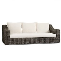 MONTEREY ALL-WEATHER WICKER SOFA