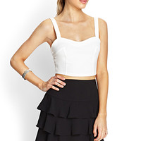 Fiesta Ruffle Mini Skirt
